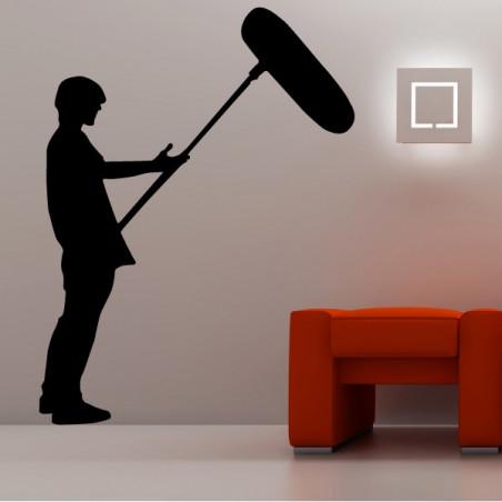 Cinema - Silhouette Preneur de son 2