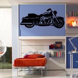 Sticker Moto Harley
