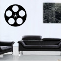 Sticker Cinéma - Bobine de film