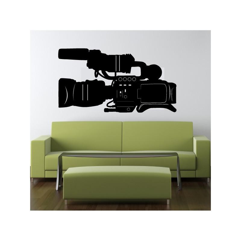 Sticker Cinema - Caméra Réaliste