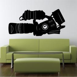 Sticker Cinema - Caméra Réaliste 2