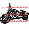 Sticker Moto