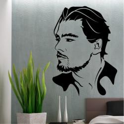 Sticker Acteur Leonardo Di Caprio