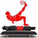 Sticker Footballeur