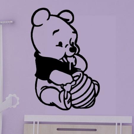 Winnie Bébé Pot de Miel