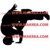Sticker Danseur Hip-Hop 2