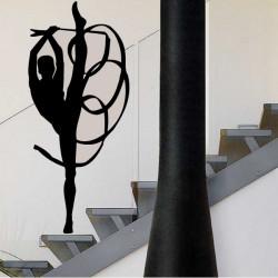Gymnastique Rythmique Long Ruban