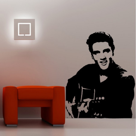 Sticker Elvis Presley