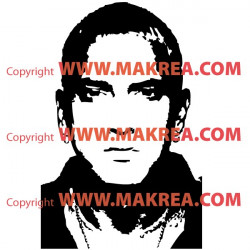 Sticker Eminem