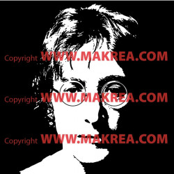 Sticker John Lennon