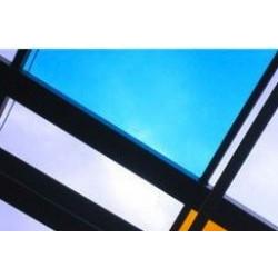 Film transparent BLEU