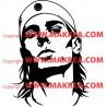 Sticker Rafael Nadal