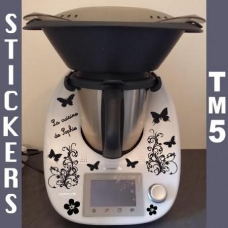 Thermomix TM5 - Fleurs Papillons + La cuisine de ...