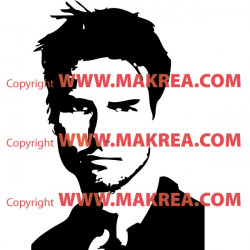 Sticker Tom Cruise