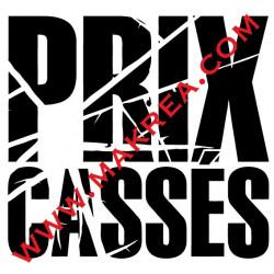 Sticker vitrine - Prix Cassés
