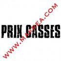 Sticker vitrine - Prix Cassés aligné
