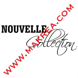 Sticker vitrine Nouvelle Collection