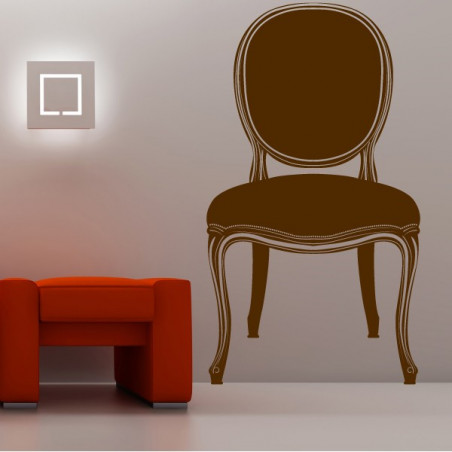 Chaise Baroque Couleur