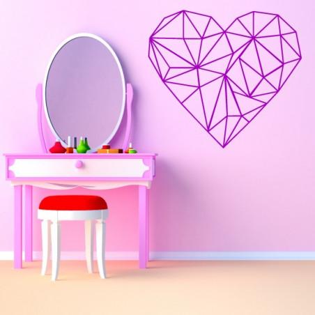 Géométrique - Coeur