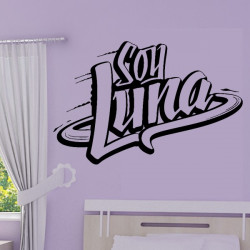 Sticker Ecriture Soy Luna