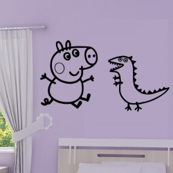 Peppa Pig - George & Dinosaure