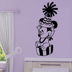 Bébé Mickey chapeau de fête