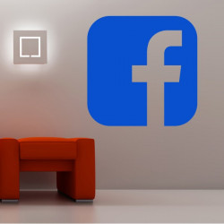 Sticker Logo Facebook