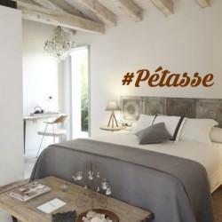 Sticker Hashtag Pétasse