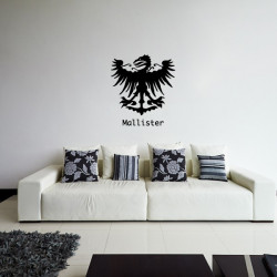 Sticker Game Of Thrones - Blason Maison Mallister