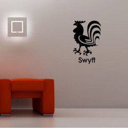 Game Of Thrones - Blason Maison Swyft