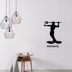 Sticker Game Of Thrones - Blason Maison Manderly
