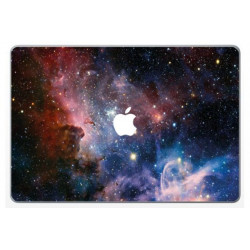 Sticker Skin Galaxie pour MacBook