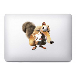 Sticker l'Age de Glace pour MacBook
