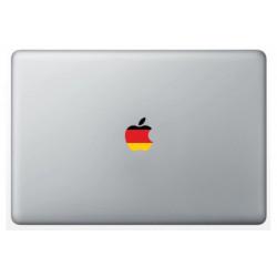 Sticker Drapeau Au Choix pour MacBook