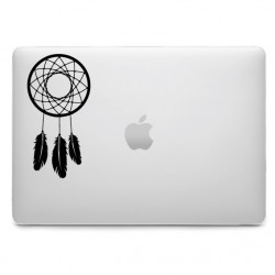 Sticker Attrape Rêves pour MacBook