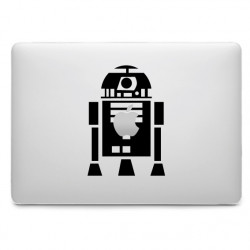 Sticker R2D2 pour MacBook