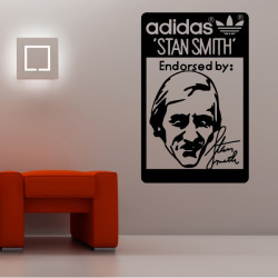 Sticker Logo Adidas Stan Smith