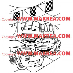 Sticker Cars 2