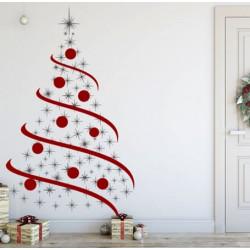 Sapin de Noël Bi-colors