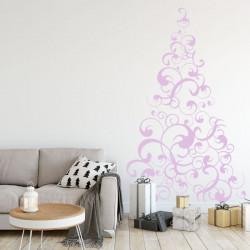 Sapin de Noël Ornements Abstrait