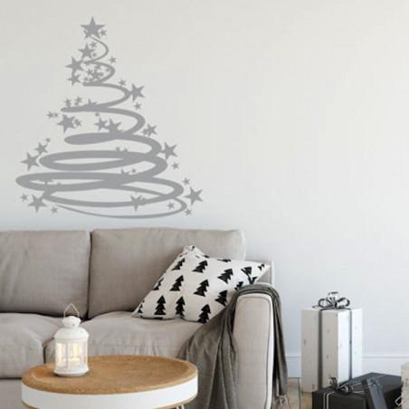 Sapin de Noël Etoiles Design