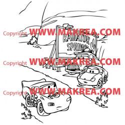 Sticker Cars 4