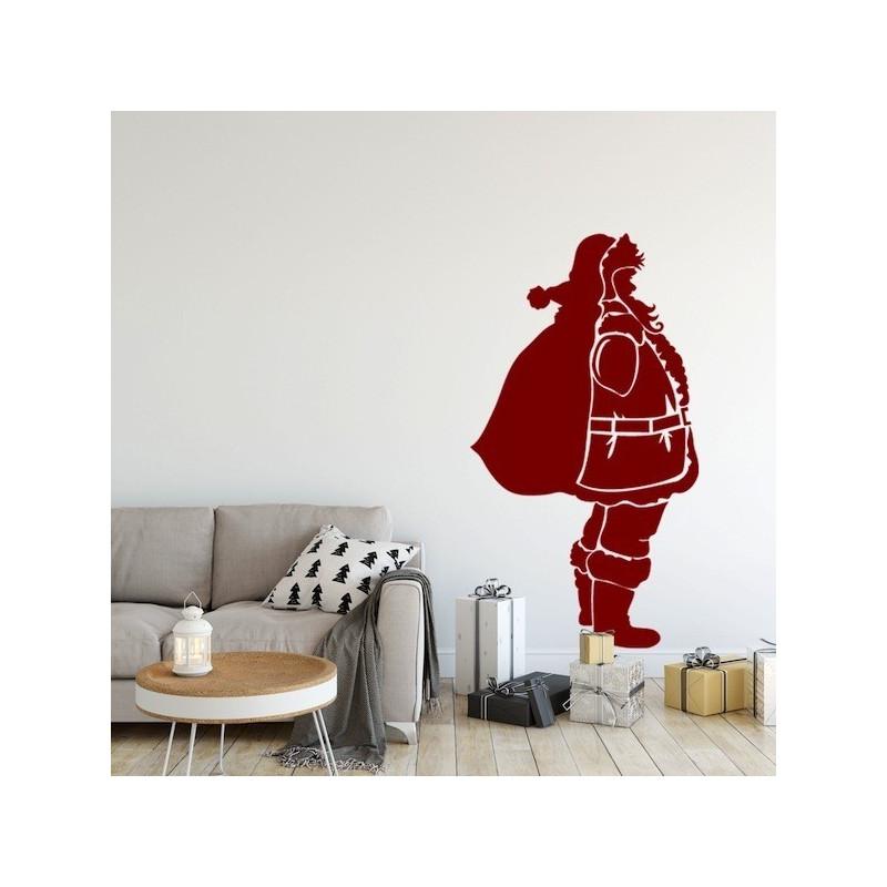 Sticker Noël - Père Noël