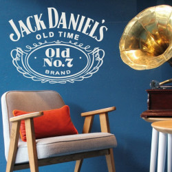 Logo Jack Daniel's Old Time