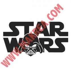 Star Wars - Ecriture et Dark Vador