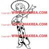 Sticker Jessie Toy Story