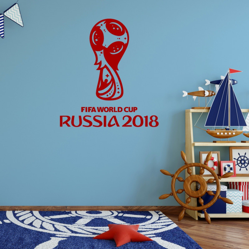 Sticker FIFA World Cup Russia 2018