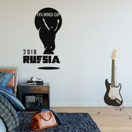 Sticker FIFA Cup 2018