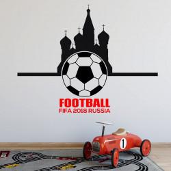 Sticker Russian World Cup