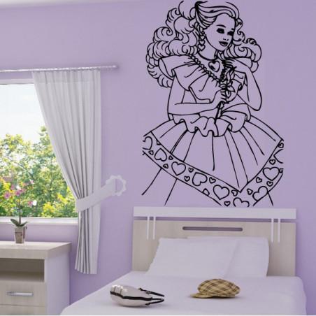 Princesse - Robe Coeur